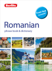 Berlitz Phrase Book & Dictionary Romanian(bilingual Dictionary) (Berlitz Phrasebooks) Cover Image