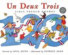 Un Deux Trois (Dual Language French/English) Cover Image