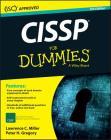 CISSP for Dummies Cover Image