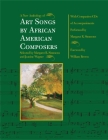 A New Anthology of Art Songs by African American Composers Cover Image