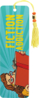 Fiction Addiction Beaded Bookmark Cover Image