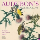 Audubon's Watercolors 2022 Wall Calendar: The Original Birds of America Cover Image