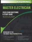 Wyoming 2020 Master Electrician Exam Study Guide and Questions: 400+ Questions for study on the 2020 National Electrical Code Cover Image