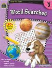 Ready-Set-Learn: Word Searches Grd 3 [With 180+ Stickers] Cover Image