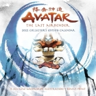 Avatar: The Last Airbender 2022 Collector's Edition Wall Calendar: with 13 all-new, exclusive watercolor illustrations + bonus print Cover Image