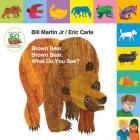 Lift-The-Tab: Brown Bear, Brown Bear, What Do You See? 50th Anniversary Edition (Brown Bear and Friends) Cover Image