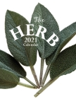 The Herb 2021 Calendar Cover Image