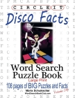 Circle It, Disco Facts, Word Search, Puzzle Book Cover Image