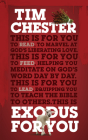 Exodus for You: Thrilling You with the Liberating Love of God (God's Word for You) Cover Image