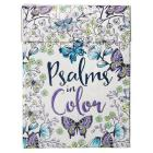 Coloring Cards Psalms in Color Cover Image