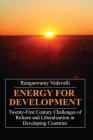 Energy for Development Cover Image