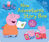New Adventures Story Box (Peppa Pig) Cover Image