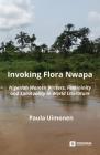 Invoking Flora Nwapa: Nigerian women writers, femininity andspirituality in world literature Cover Image