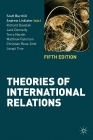 Theories of International Relations Cover Image