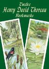 Twelve Henry David Thoreau Bookmarks Cover Image