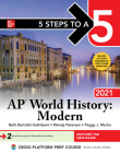 5 Steps to a 5: AP World History: Modern 2021 Cover Image