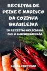 Receitas de Peixe E Marisco Da Cozinha Brasileira Cover Image