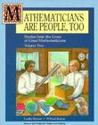 Mathematicians Are People Too! Volume 2 Copyright 1995 Cover Image