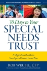 30 Days to Your Special Needs Trust: A Quick-Start Guide to Your Special-Needs Estate Plan Cover Image