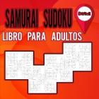 Libro de Sudokus Samurai para Adultos Difícil: Libro de actividades para adultos y amantes de los sudokus/ Libro de rompecabezas para poner en forma s Cover Image