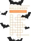 Halloween Crossword: 100+ Spooky Halloween Vocabulary Words for Kids Cover Image