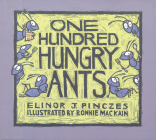 One Hundred Hungry Ants Cover Image