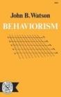Behaviorism Cover Image