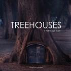 Treehouses Calendar 2020: 16 Month Calendar Cover Image