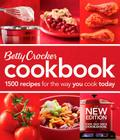 Betty Crocker Cookbook: 1500 Recipes for the Way You Cook Today Cover Image