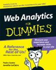 Web Analytics for Dummies Cover Image