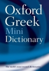 Oxford Greek Mini Dictionary Cover Image