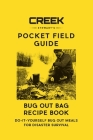 Bug Out Bag Recipe Book Cover Image