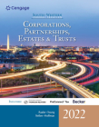 South-Western Federal Taxation 2022: Corporations, Partnerships, Estates and Trusts (Intuit Proconnect Tax Online & RIA Checkpoint, 1 Term Printed Acc Cover Image
