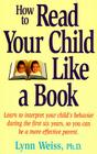 How To Read Your Child Like A Book Cover Image