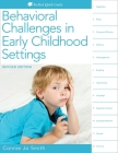 Behavioral Challenges in Early Childhood Settings Cover Image