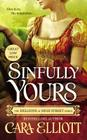 Sinfully Yours (The Hellions of High Street #2) Cover Image