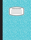 Classic Composition Notebook: (8.5x11) Wide Ruled Lined Paper Notebook Journal (Sky Blue) (Notebook for Kids, Teens, Students, Adults) Back to Schoo Cover Image