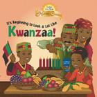 It's Beginning to Look a Lot Like Kwanzaa! (Jump at the Sun Holiday Classics) Cover Image