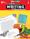 180 Days of Writing for First Grade: Practice, Assess, Diagnose (180 Days of Practice) Cover Image