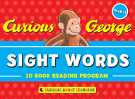 Curious George Sight Words: 10-Book Reading Program Cover Image