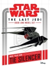 Star Wars: The Last Jedi Book and Model: Make Your Own Tie Silencer Cover Image