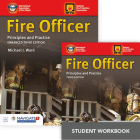 Fire Officer: Principles and Practice Includes Navigate 2 Advantage Access + Fire Officer: Principles and Practice Student Workbook Cover Image