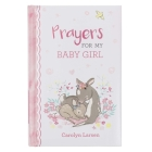 Gift Book Prayers for My Baby Girl Cover Image