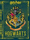 Hogwarts: A Cinematic Yearbook (Harry Potter) Cover Image