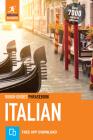 Rough Guides Phrasebook Italian (Rough Guides Phrasebooks) Cover Image