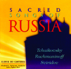 Sacred Songs of Russia: Tchaikovsky, Rachmaninoff, Sviridov Cover Image
