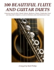 100 Beautiful Flute and Guitar Duets Cover Image