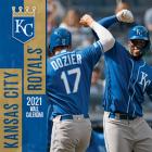 Kansas City Royals 2021 12x12 Team Wall Calendar Cover Image