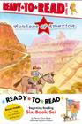 Wonders of America Ready-to-Read Value Pack: The Grand Canyon; Niagara Falls; The Rocky Mountains; Mount Rushmore; The Statue of Liberty; Yellowstone Cover Image