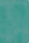 ESV Student Study Bible (Trutone, Turquoise) Cover Image